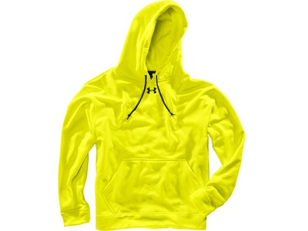 Under Armour Men's Armour Fleece Hooded Sweatshirt