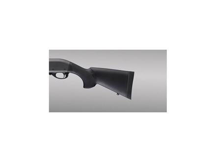 "Hogue OverMolded Stock Remington 870 with 12"" Length of Pull Rubber Black"