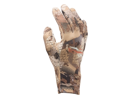 Sitka Gear Traverse Midweight Scent Control Gloves Polyester