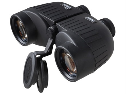 Steiner Military and Police Binocular 10x 50mm Porro Prism Rubber Armored Black
