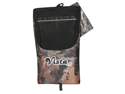 Vista Fleece Rustler 6 Arrow Hip Quiver Fleece Camo