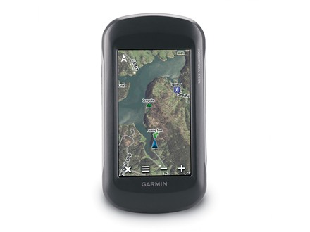 Garmin Montana 650t Handheld GPS Unit