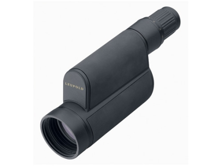 Leupold Mark 4 Tactical Spotting Scope 12-40x 60mm First Focal Horus H-32 Reticle Armored Black