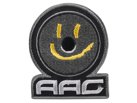 Advanced Armament Co (AAC) Smiley Face Patch Velcro