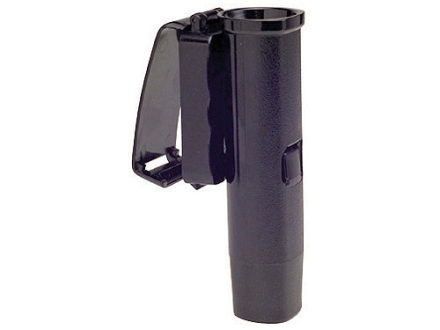 "Monadnock AutoLock Baton Holder Polycarbonate Fits 21"" AutoLock Batons Adjustable Clip-on Black"
