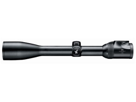 Swarovski Z6i 2nd Generation Rifle Scope 30mm Tube 5-30x 50mm 1/20 Mil Adjustments Side Focus Illuminated Reticle Matte