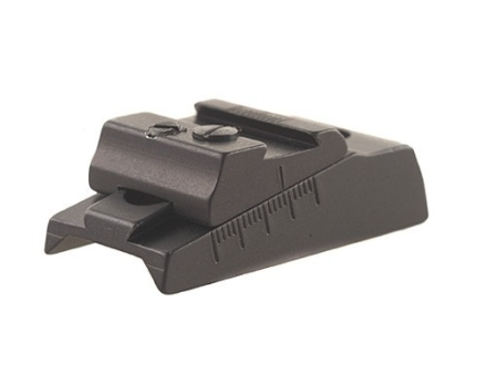 Williams WGOS-Octagon-T/C Open Sight Less Blade Aluminum Black