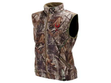 Badlands Men's Kinetic Vest Polyester Realtree Xtra Camo 2XL