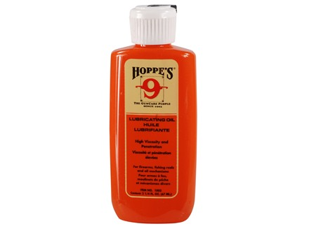Hoppe's #9 Gun Oil 2-1/4 oz Liquid