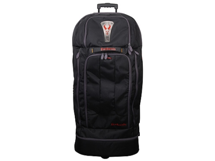 Badlands Terra Glide Duffel Bag Nylon Black