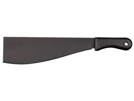 "Cold Steel Heavy Machete 14.63"" 1055 Carbon Steel Black Blade Polypropylene Handle Black"