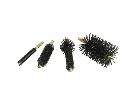 Pro-Shot Total Fouling Removal Kit AR-15 Rifle Brush 8 x 32 Thread Set of 4 Heavy Duty Nylon