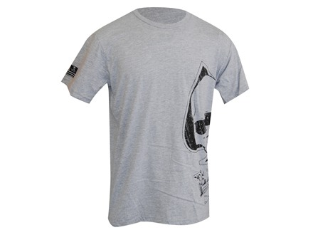 Advanced Armament Co (AAC) Blackout Spade Sideprint T-Shirt Short Sleeve Cotton