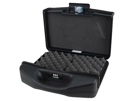 "Franzen ArmLoc 2 Locking Pistol Case 13.75"" Black"