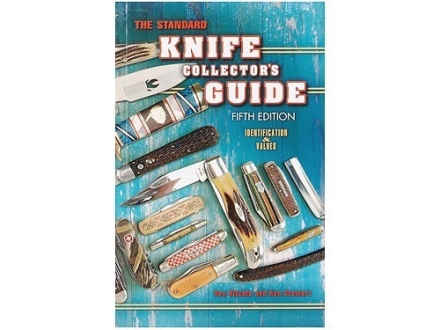 """Standard Knife Collectors Guide 6th Edition"" Book by Stewert and Ritchi"