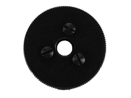 "Merit #3 Adjustable Target Aperture 11/16"" Diameter 7/32""-40 Thread fits Lyman and Williams Sights Black"