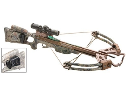 TenPoint Shadow CLS Crossbow Package with Pro-View Scope and ACUdraw 50 System Realtree APG Camo
