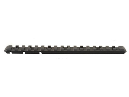 "Mesa Tactical Telescoping Stock Adapter Mount Standard Profile Picatinny Rail 7-1/2"" Length Aluminum Matte"