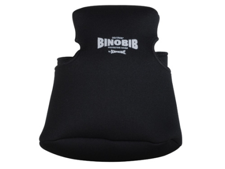Scopecoat BinoBib Binocular Cover Nikon Action 10x 50mm Porro Prism Black