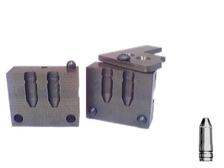 Saeco 2-Cavity Bullet Mold #311 30 Caliber (309 Diameter) 165 Grain Truncated Cone Gas Check