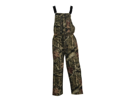 Russell Outdoors Men's Flintlock Bibs Insulated Cotton Polyester Blend