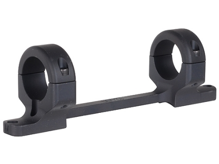 "DNZ Products Game Reaper 1-Piece Scope Base with 1"" Integral Rings Weatherby Mark V Non-Magnum Matte Medium"
