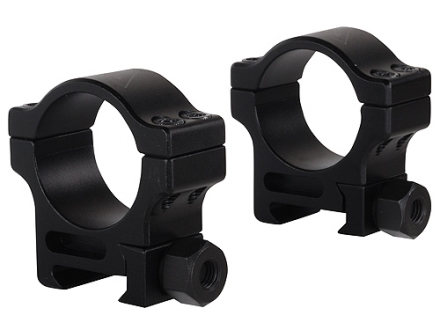 Trijicon 30mm Accupoint Aluminum Picatinny-Style Rings Matte Medium