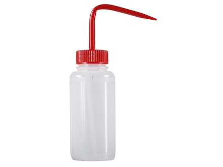Baker Bore Cleaning Solvent and Gun Oil Squeeze Bottle with Red Cap 8 oz