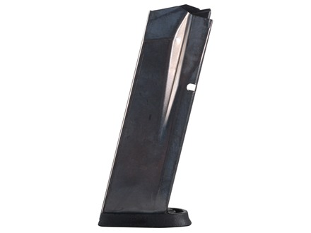 Smith & Wesson Magazine S&W M&P 45 ACP 10-Round Steel PVD Matte with Black Base Pad