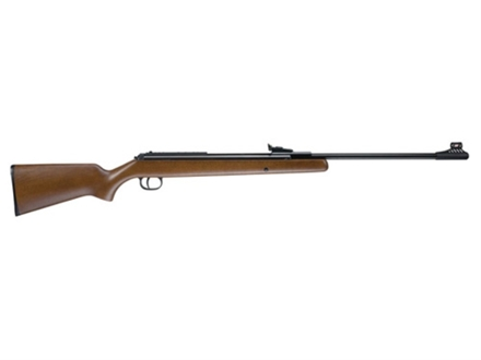 RWS 34 Air Rifle 22 Caliber Wood Stock Blue Barrel