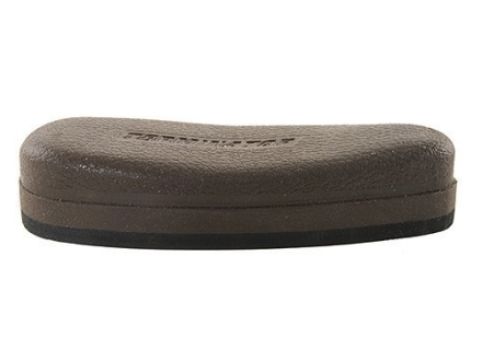 "100 Straight Terminator Recoil Pad Grind to Fit 1-1/8"" Curved Brown"
