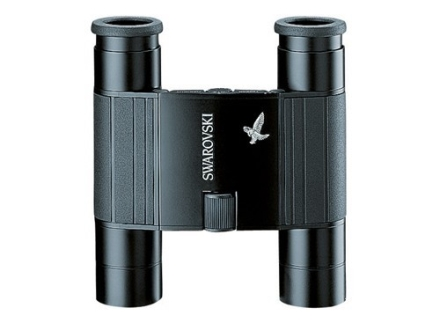 Swarovski Pocket Binocular 10x 25mm Roof Prism Black