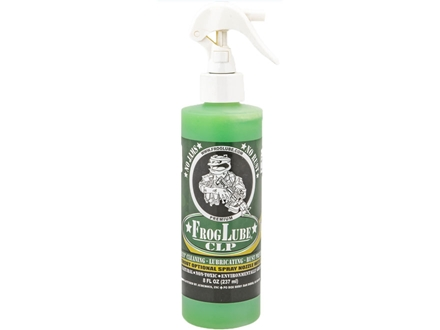 FrogLube CLP Bio-Based Cleaner, Lubricant, and Preservative 8 oz Liquid