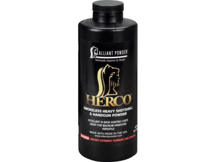 Alliant Herco Smokeless Powder