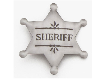 Collector's Armoury Replica Old West Railroad Deluxe Sheriff Badge