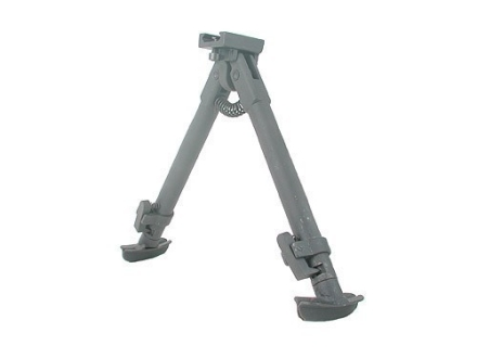 "John Masen AR-15 Bipod Picatinny Rail Mount 7"" to 10"" Black"
