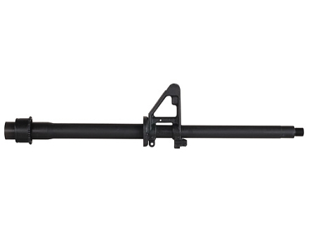 "DoubleStar Barrel AR-15 223 Remington Heavy Contour 1 in 9"" Twist 16"" Chrome Lined Chrome Moly Matte with Front Sight Pre-Ban"