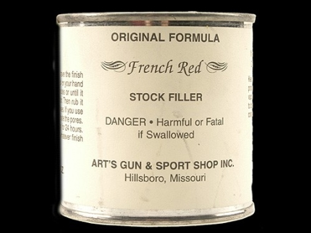Art's The Original Herter's Formula Stock Filler 8 oz French Red Liquid