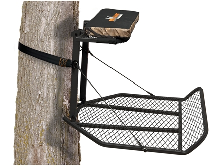Big Game The Boss XL Hang On Treestand Steel Black