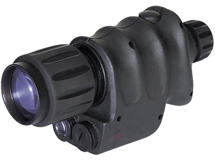 ATN Night Storm 4 4th Generation Night Vision Waterproof Monocular 3.5x 50mm Black