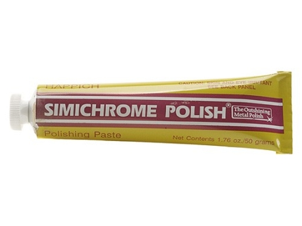 Simichrome Paste Metal Polish 1.76 oz Tube
