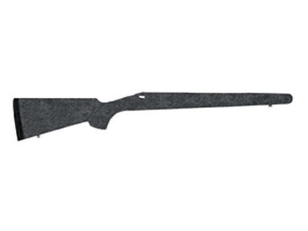 H-S Precision Pro-Series Rifle Stock Remington 700 ADL Short Action Factory Barrel Channel Synthetic Black with Gray Web