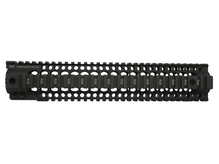 Midwest Industries Gen 2 T-Series Free Float Tube Handguard Quad Rail AR-15 Aluminum