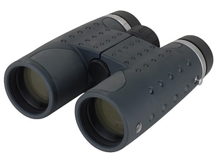 Swift Premier Ultra Lite Binocular 10x 42mm Roof Prism Armored Black with Gray Inserts