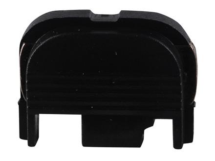 Glock Slide Cover Plate Glock 17, 19, 20, 21, 22, 23, 24, 25, 26, 27, 28, 29, 30, 31, 32, 33, 34, 35, 36, 37, 38, 39 Polymer Black