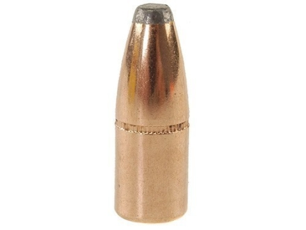 Speer Hot-Cor Bullets 35 Caliber (358 Diameter) 220 Grain Flat Nose Box of 50