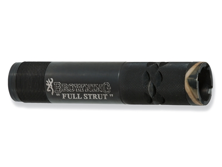 Browning Full Strut Turkey Choke Tube Browning/Winchester Invector Plus 12 Gauge Stainless Steel