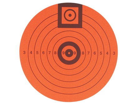 "Lyman Targ-Dots Target Match 6"" Package of 10"