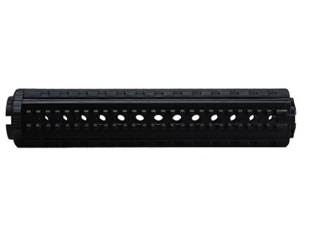Mission First Tactical M-44L Handguard Quad Rail AR-15 Rifle Length Synthetic Black