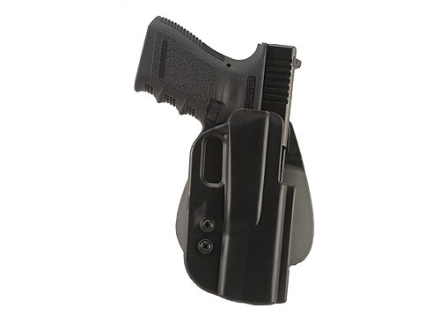 Blade-Tech Revolution Injection Molded Paddle Holster Right Hand Glock 17, 22, 31 Polymer Black
